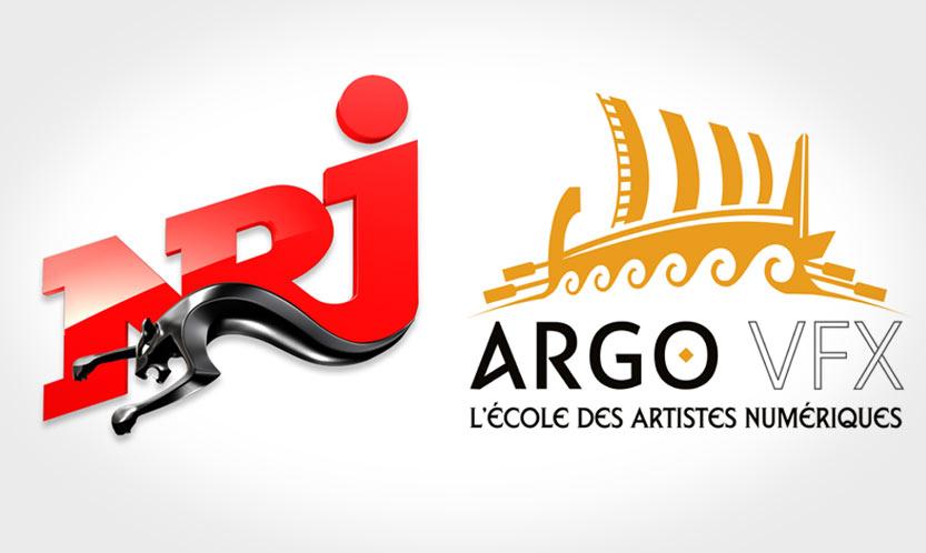 Argo VFX sur NRJ