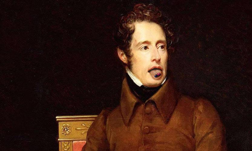 Alphonse de Lamartine ou la pilule du talent